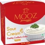 Mooz Sour Cream 150G