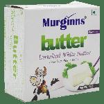 Murginns Butter Unsalted White 150G