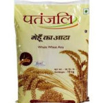 Patanjali Whole Wheat Atta10Kg
