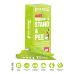 PeeBuddy- Disposable Urinary Funnel For Women - Pk of 10