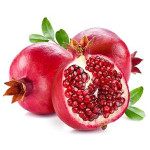 Pomegranate (anar) 2Pcs (400 to 500g)