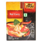 Real Thai Red Curry With Vegetables 300G