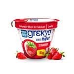 Greekyo Greek Yoghurt Strawberry100G