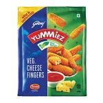 Yummiez Veg Cheese Fingers 400G