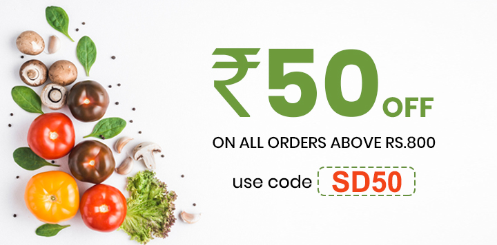 Online Grocery Shopping with Home Delivery in 90 mins | Satvacart